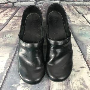 Dansko Clogs - BLACK - Size 48